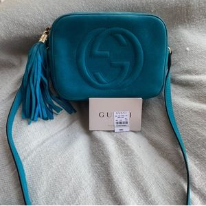Gucci Small Soho Disco Crossbody